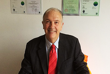 Roger Hudspith: Managing Director of Recycling Training Services