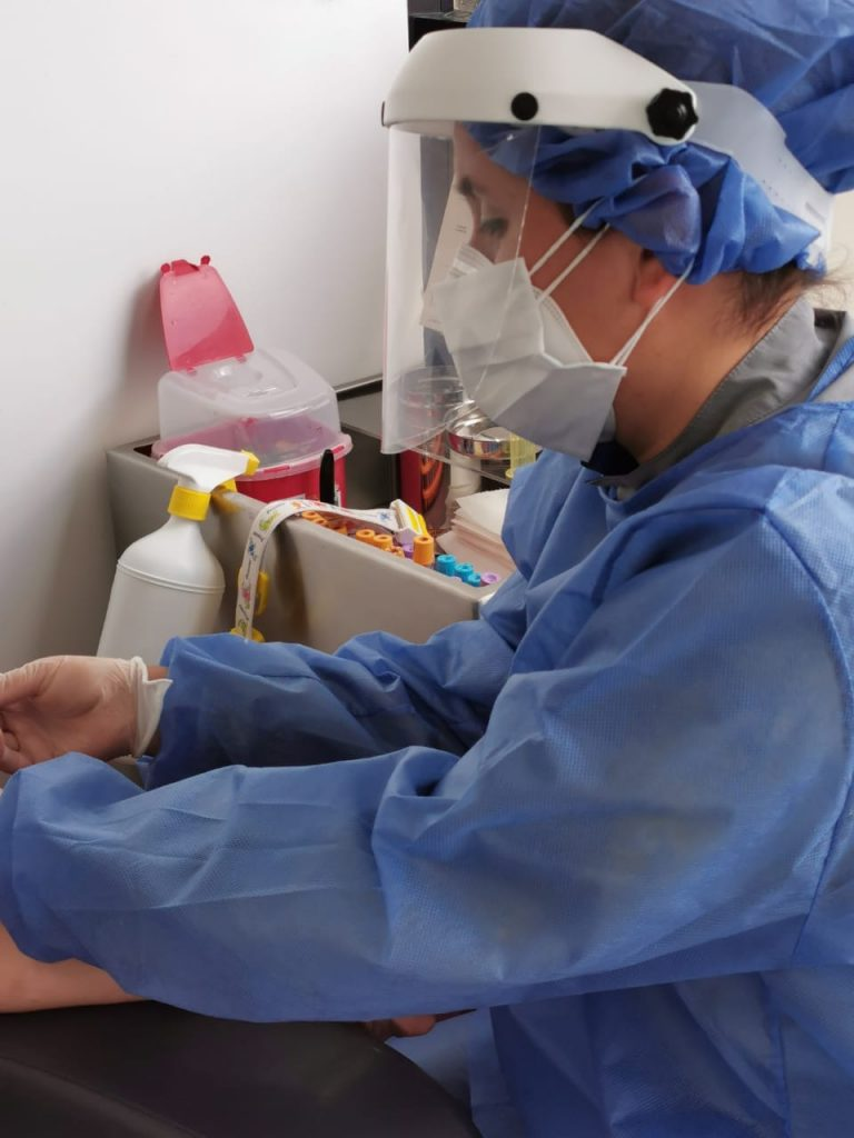 Clinical/Medical Waste prep